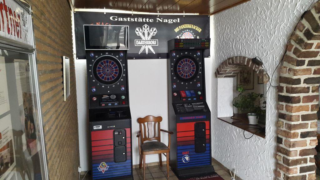 Automaten unten Nagel - Unsere