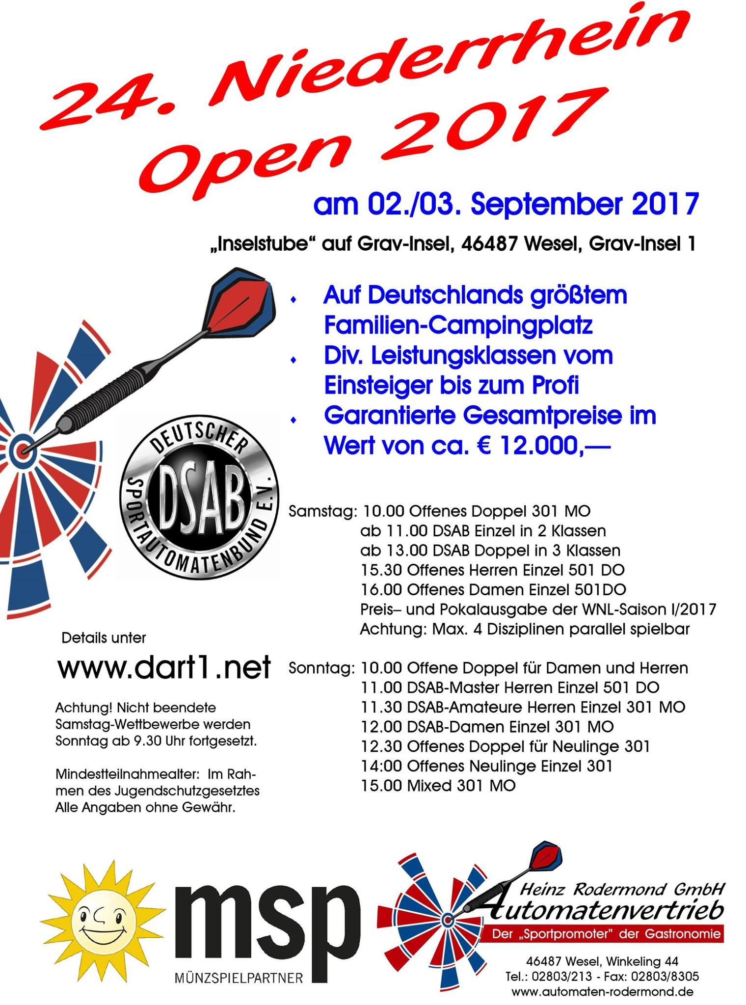 Niederrhein Open 2017