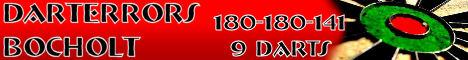 Darterrors - Dartmannschaft aus Bocholt